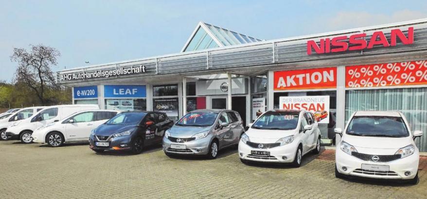 Nissan in Ostbrandenburg – Tag der offenen Tür am 16.9.