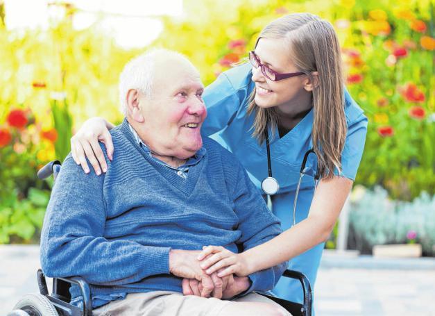 Der Pflegeratgeber - In guten Händen