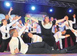 4 x 11 Jahre Karneval Club Cochem
