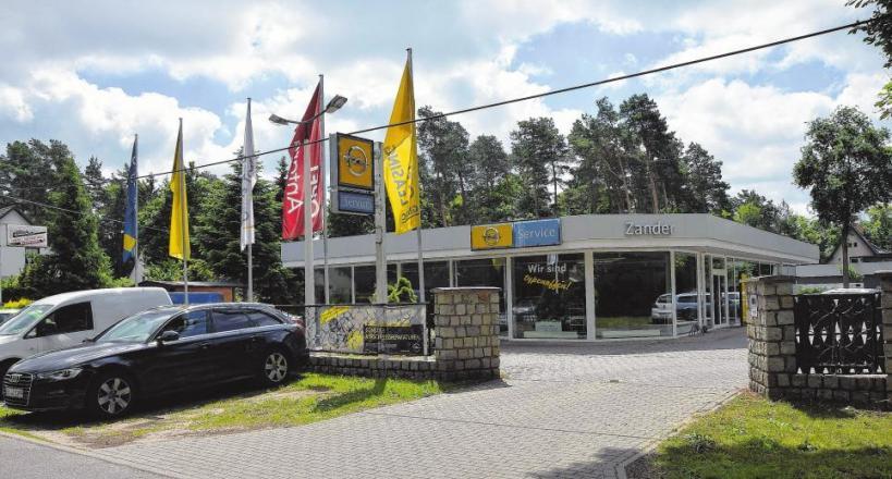 40 Jahre Autohaus Zander OHG