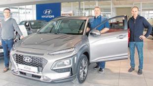 Autohaus Sing präsentiert den neuen Hyundai Kona