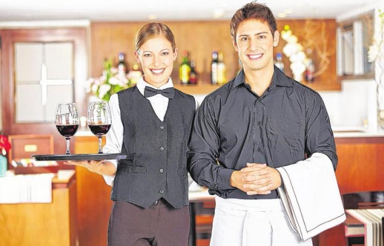 Berufe vorgestellt: Hotelfachmann, Restaurantfachmann m/w