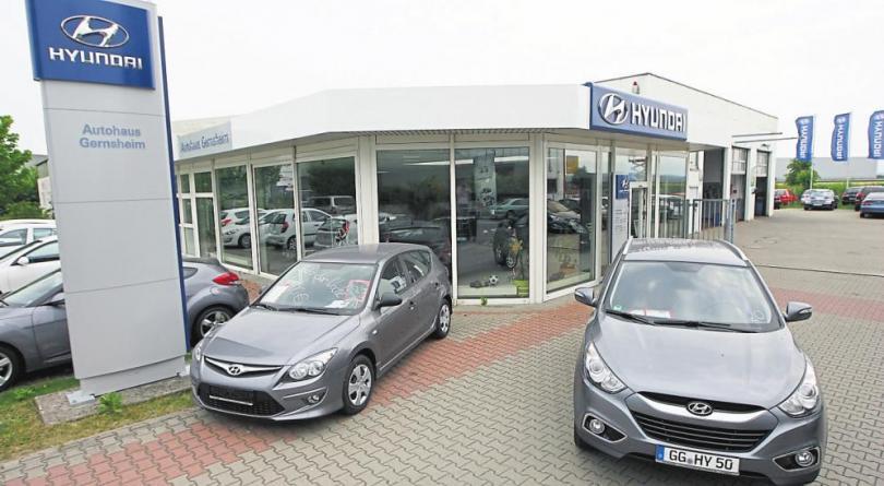 Hyundai in Gernsheim