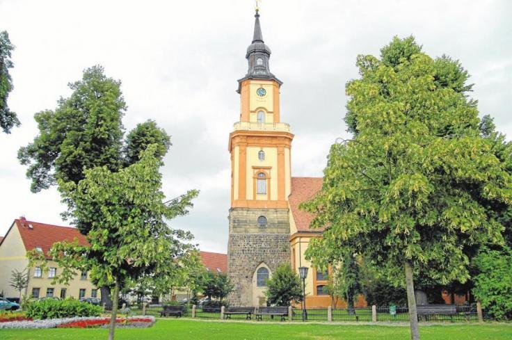 Soleheilbad und Stadt der Linden