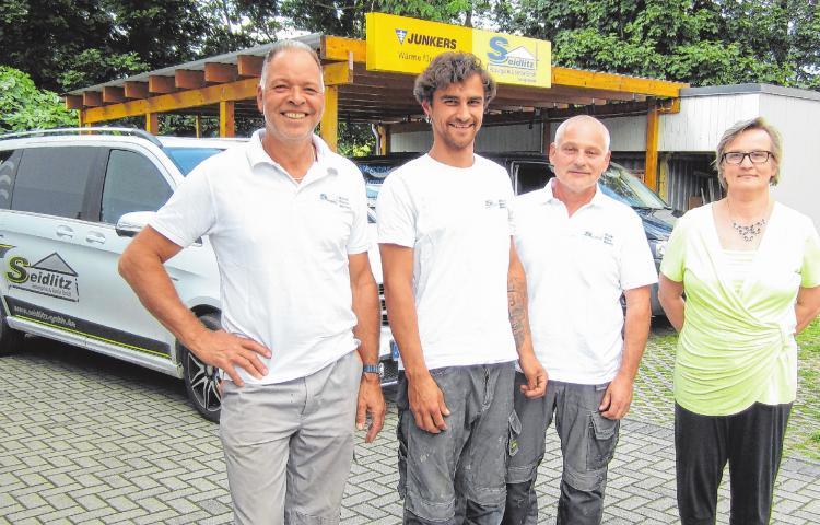 25 Jahre Seidlitz Heizungsbau & Sanitär GmbH
