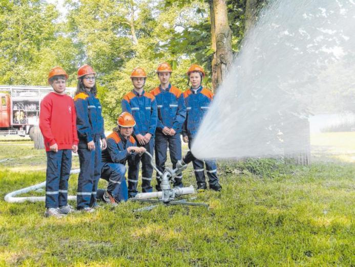 """25 Jahre Jugendfeuerwehr """"Florian"""" in Strausberg"""