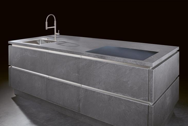 A worktop with a certain Xtra