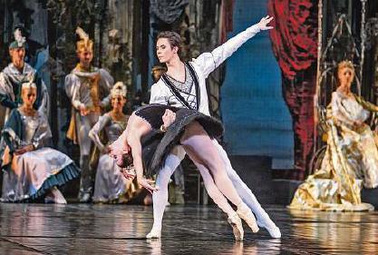 Sternstunde der klassischen Ballettkunst
