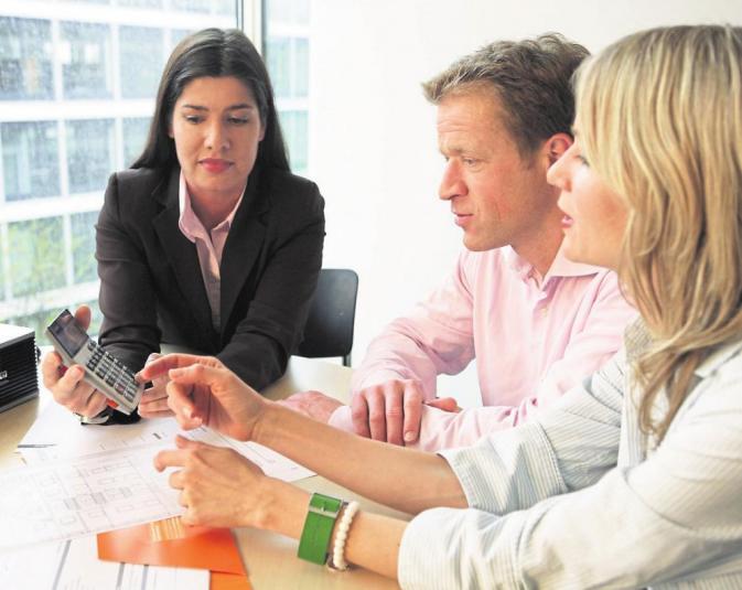 Marktführer für private Baufinanzierung