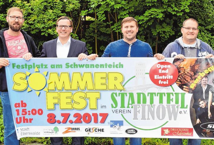 Sommerfest Finow