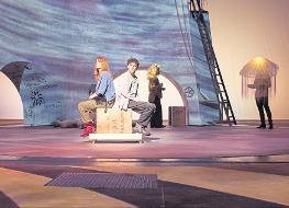 Theater für Kinder in der Vorweihnachtszeit und danach