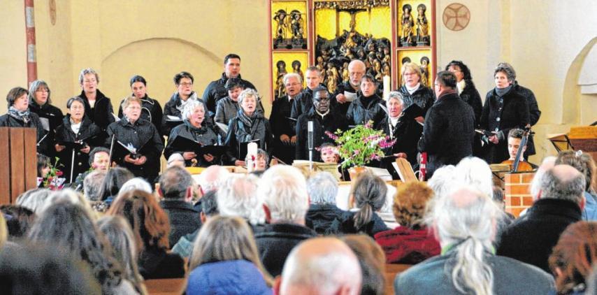 Konzertreihe auf St. Marien gestartet