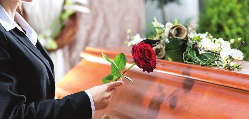 Bestattungskultur und Bestattungsvorsorge