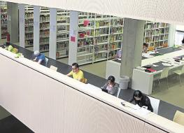 Die Universitäts- und Landesbibliothek wird 450 Jahre alt