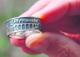 Der Odenwald am Finger ist eine runde Sache