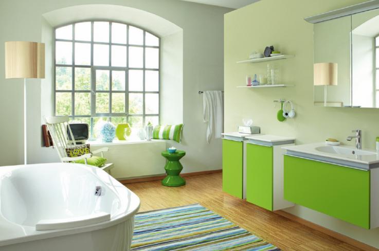 Das Wohnbad kommt – samt Smart Home