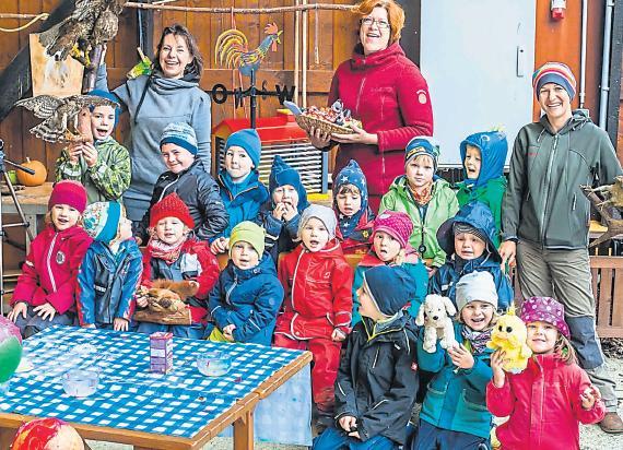 """Spenden für den Waldkindergarten """"Pfützenhüpfer"""""""