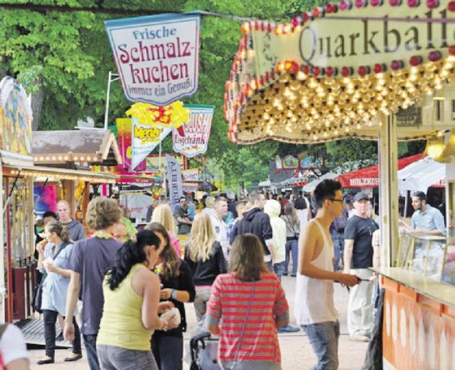 Feste feiern in Harburg