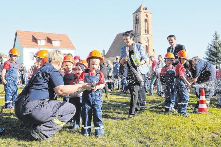 Stadtfest in Gartz