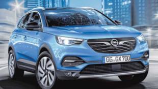 Der athletische Opel Grandland X