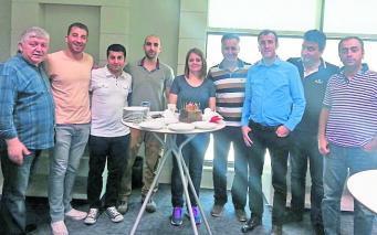 Den Werkzeugbau in der Türkei unterstützen