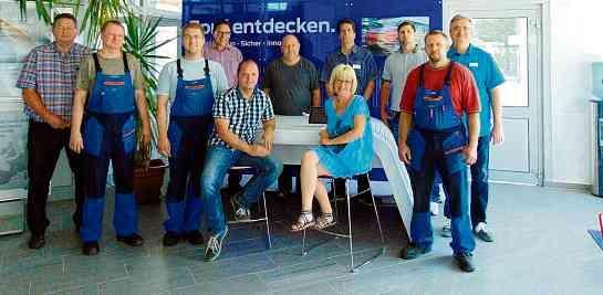 25 Jahre Ford im Mansfelder Land