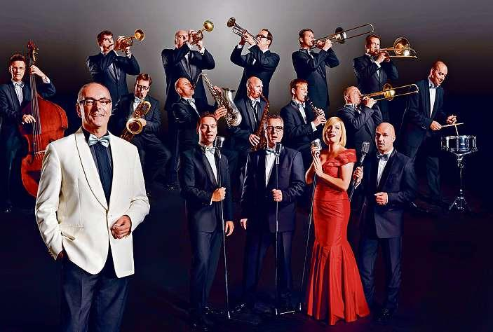 """Glenn Miller Orchestra lädt zur """"Jukebox Saturday Night"""""""