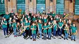 Jugend der Stadtmusik Dornbirn