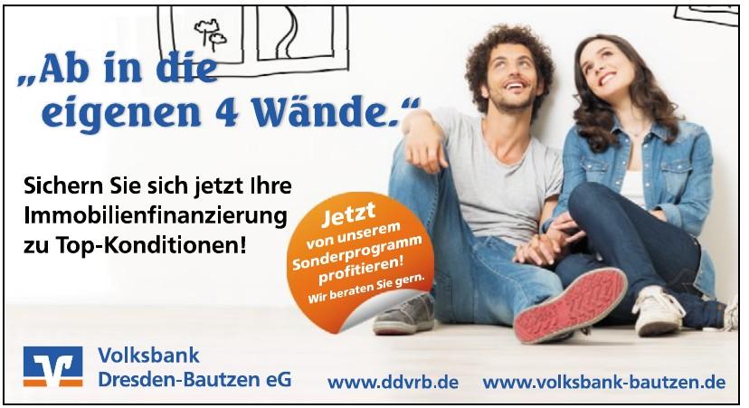 Volksbank Dresden-Bautzen eG