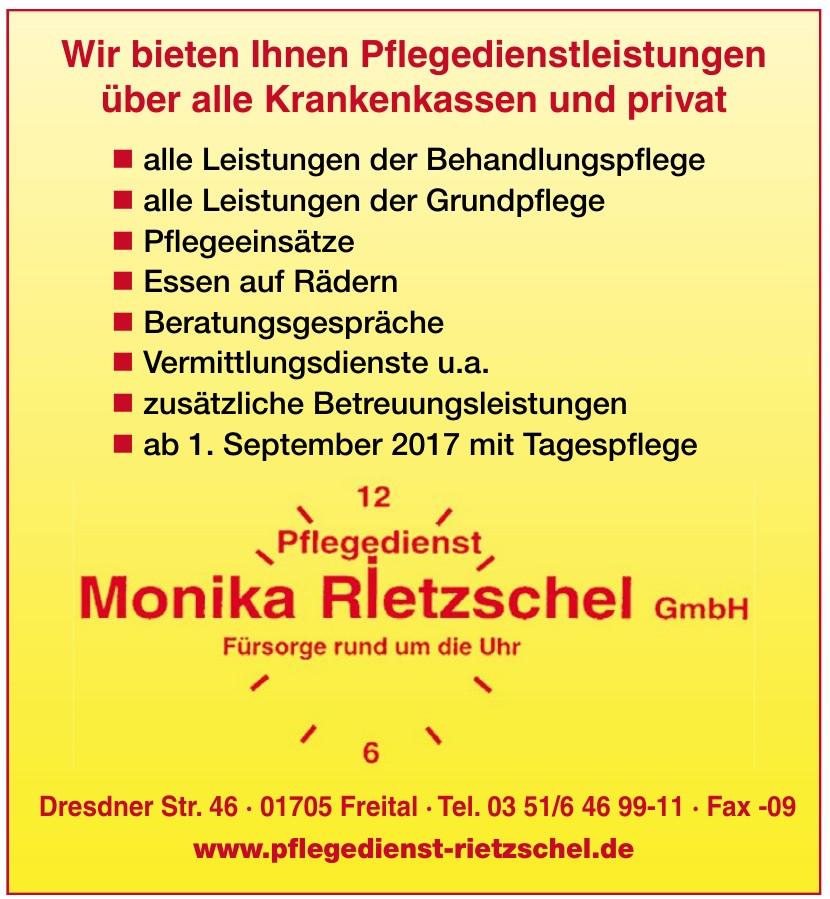 Pflegedienst Monika Rietzschel GmbH