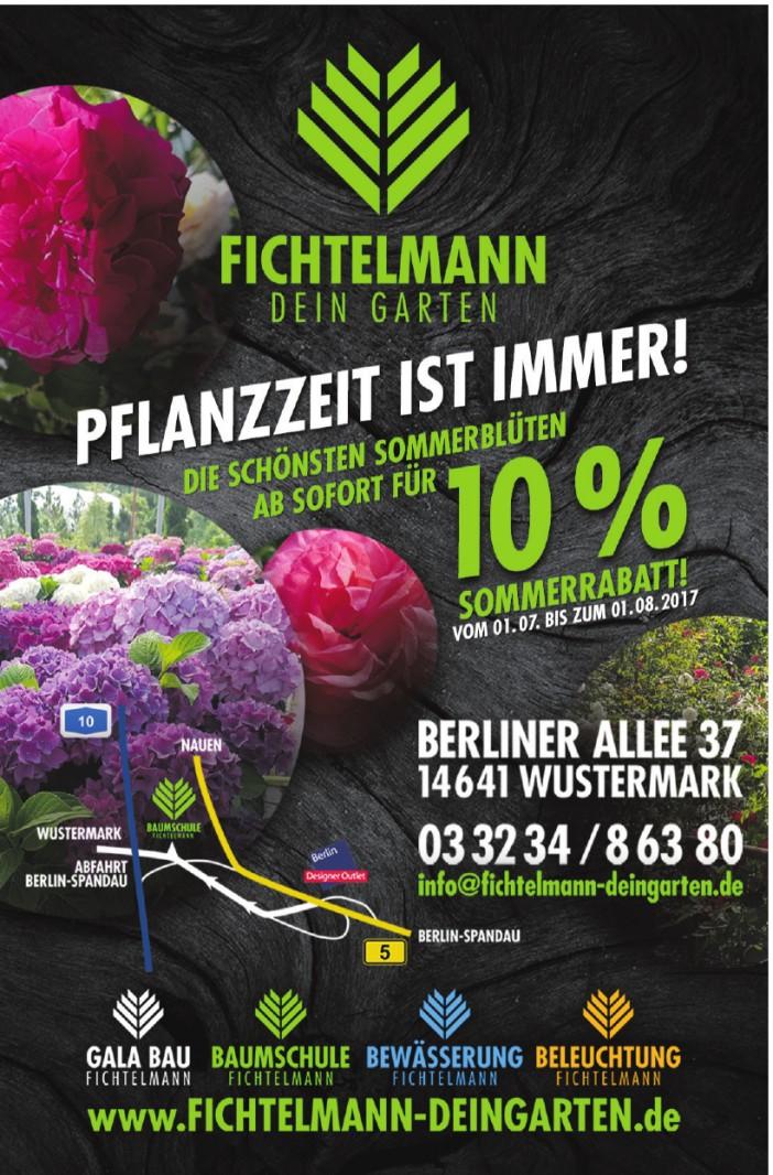 Fichtelmann - Dein Garten