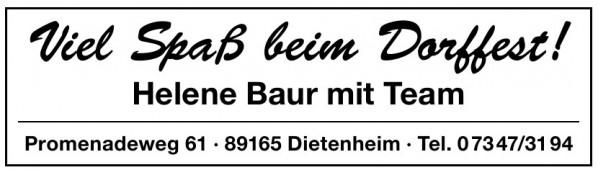 Helene Baur