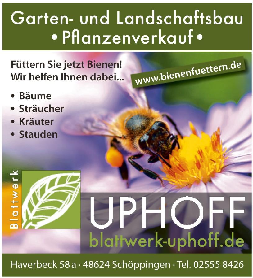 Blattwerk Uphoff
