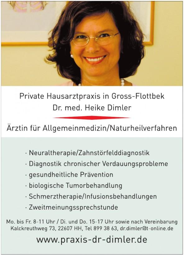Dr. med. Heike Dimler