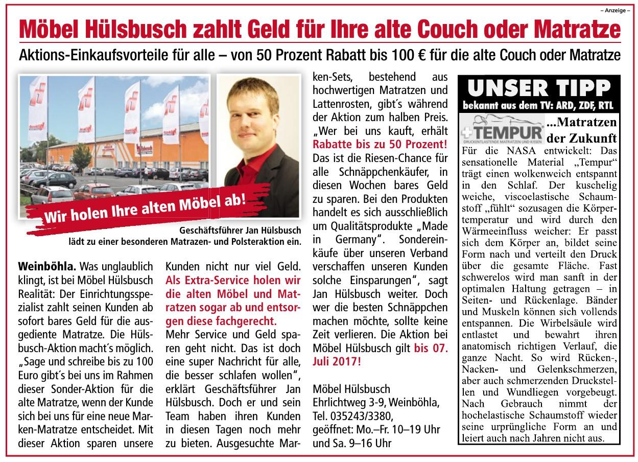 Möbel Hülsbusch
