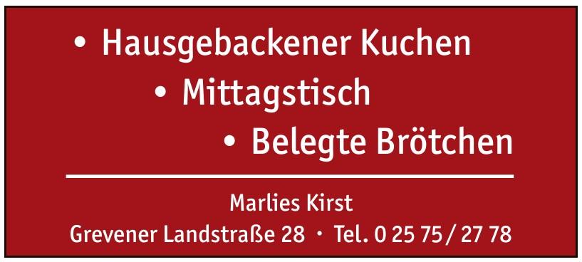 Marlies Kirst