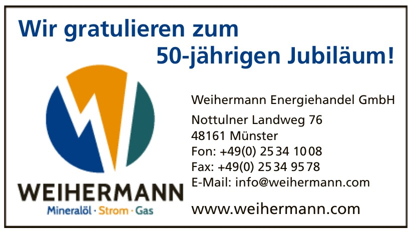 Weihermann Energiehandel GmbH