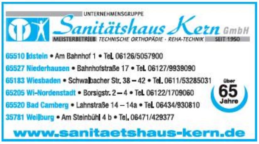 Sanitätshaus Kern Idstein GmbH