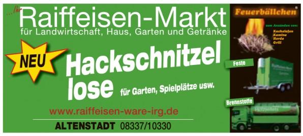 Raiffeisen-Markt für Landwirtschagt usw.