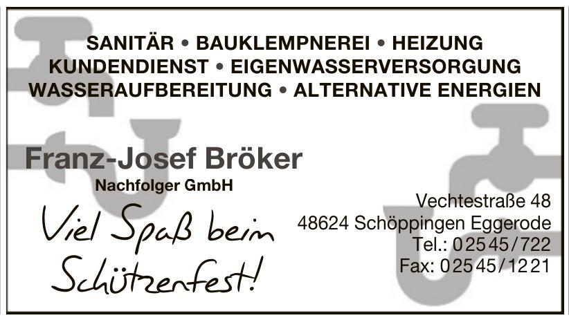 Franz-Josef Bröker Nachfolger GmbH
