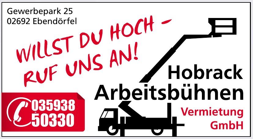 Hobrack Arbeitsbühnen Vermietung GmbH