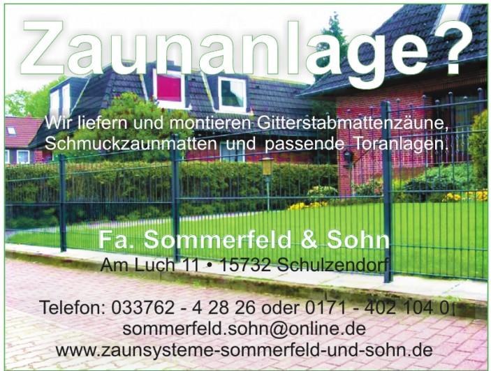 Fa. Sommerfeld & Sohn
