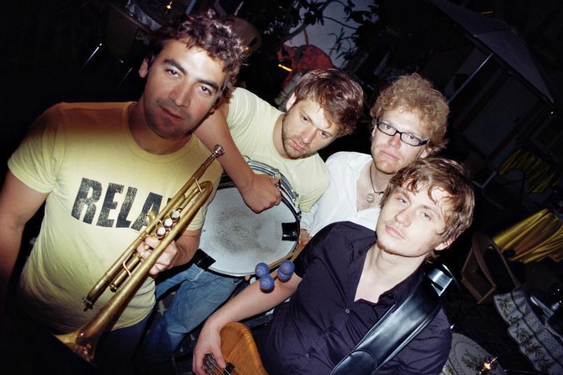 Bei den Jungs von Jazz against the Machine trifft krachender Rock auf Fahrstuhljazz, völlig überraschend und mühelos. Foto: Mary Dee