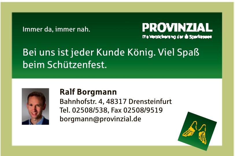 Ralf Borgmann