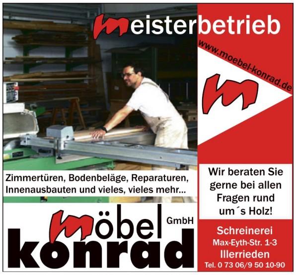 Meisterbetrieb Möbel Konrad GmbH