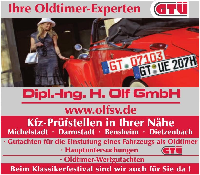 Dipl.-Ing.H.Olf GmbH
