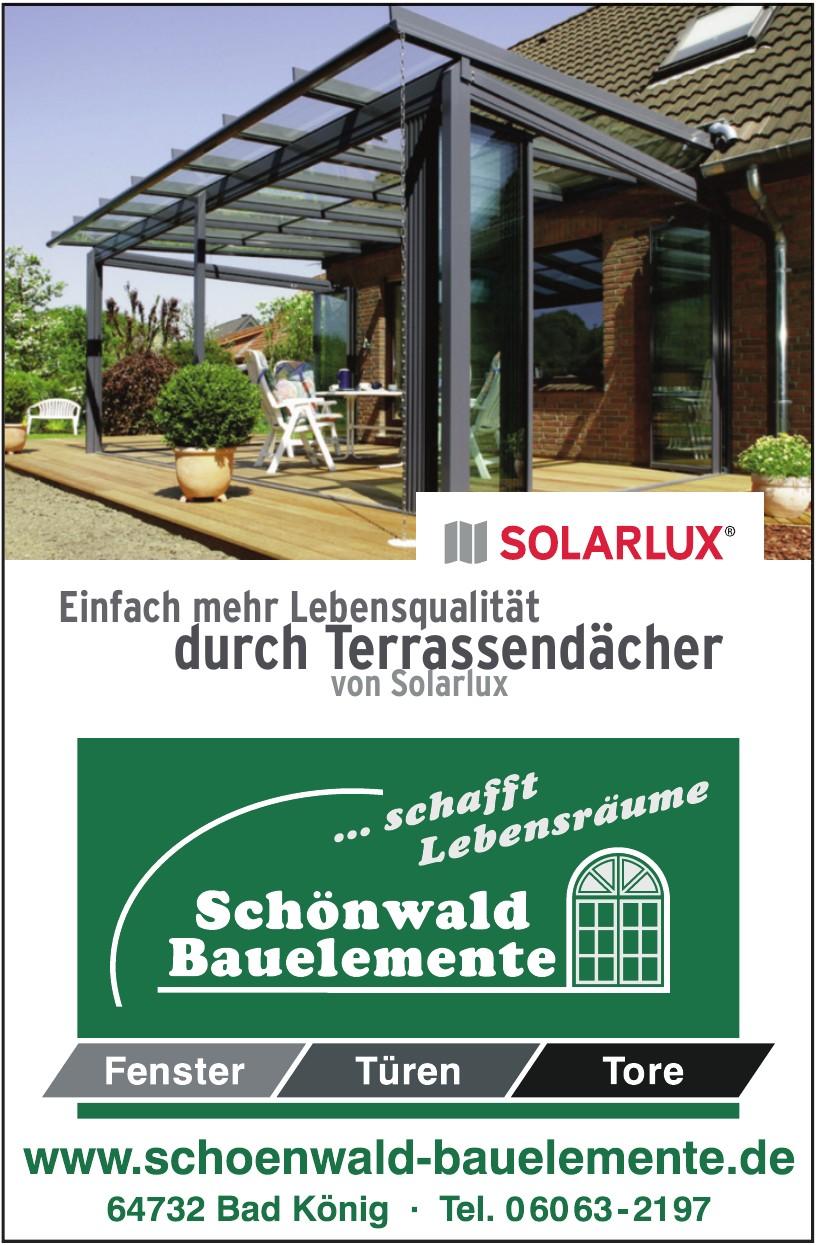 Schoenwald-Blauelemente
