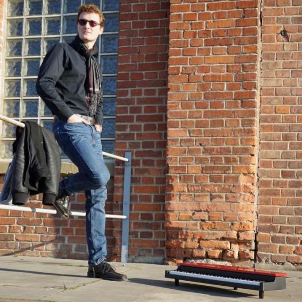 Der erst 21 Jahre alte Dan Popek gehört zu Deutschlands hoffnungsvollsten Jazz-Talenten. Foto: Dan Popek