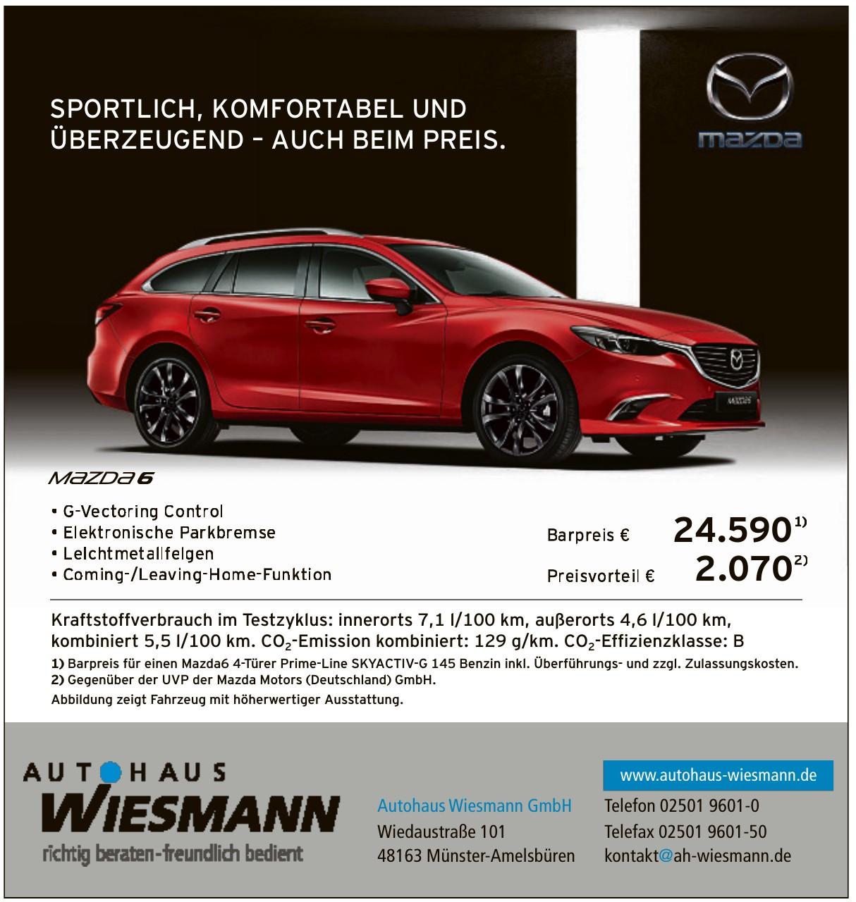 Autohaus Wiesmann GmbH