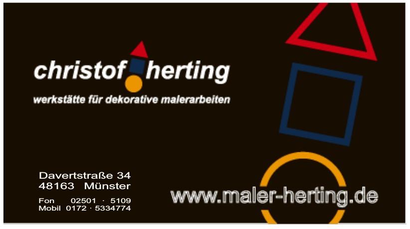 Christof Herting